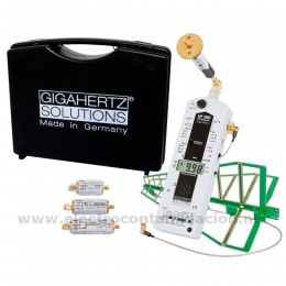 Medidor de alta frecuencia profesional con antena isotrópica HFE59B