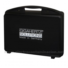 Maletín acolchado para cuatro medidores Gigahertz-Solutions M4