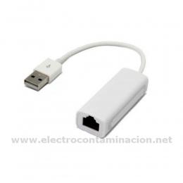 Adaptador USB Ethernet A-USB