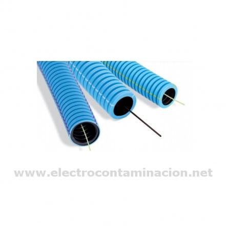 Tubo corrugado apantallado 20 mm, TCE-20