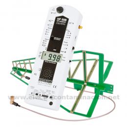 Gigahertz-Solutions HF59B - Medidor de campos electromagnéticos de alta frecuencia