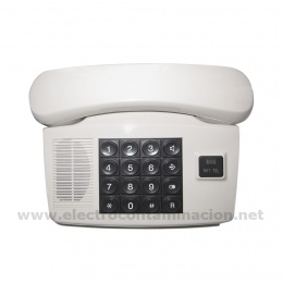 Teléfono fijo de baja radiación TLM 02
