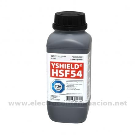 Pintura de aislamiento electromagnético YSHIELD HSF54 1L