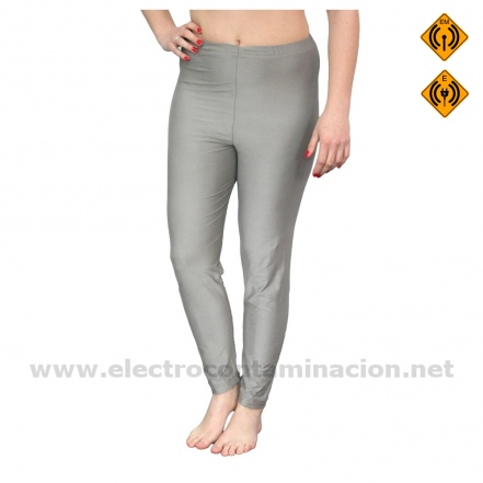 YSHIELD TEU Pantalón protección de radiofrecuencias electrocontaminación electrosensibilidad