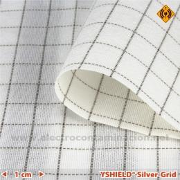 Tela earthing YSHIELD Silver-Grid