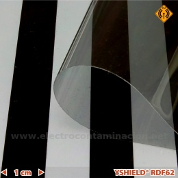 RDF62/152cm Vinilo apantallante de alta frecuencia