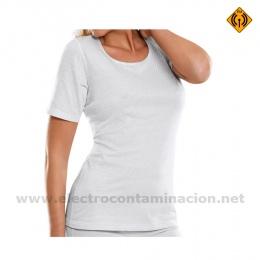 Camiseta anti radiaciones electromagnéticas - TTBM