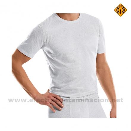 TTBH camiseta protección de campos electromagneticos electrocontaminación electrosensibilidad