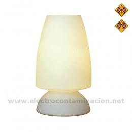 Lampara de mesa apantallada LM-Opal-Copa D-7363
