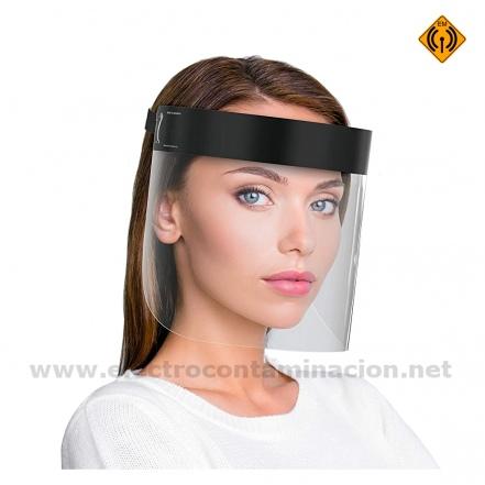FRG protector facial antiradiaciones electromagnéticas electrocontaminación electrosensibilidad