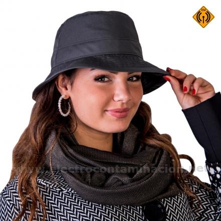 BOB gorra de tela apantallante de alta frecuencia electrocontaminación