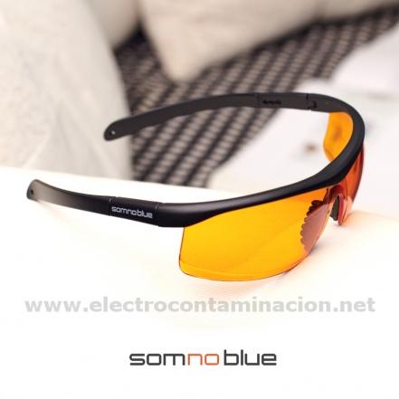 GAFAS SOMNOBLUE SB1, Proteccion ante el espectro azul de la luz