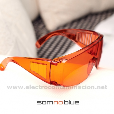 Somnoblue SB-F1, Proteccion ante el espectro azul de la luz