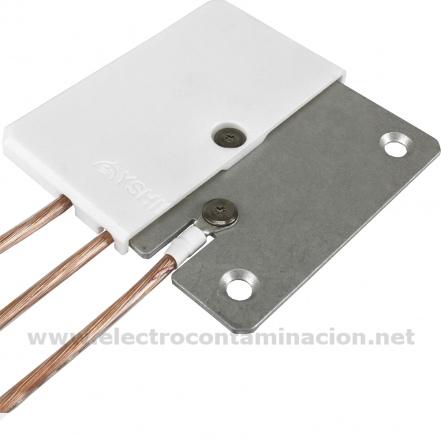 YSHIELD GS3, Chapa de toma a tierra para materiales de apantallamiento electromagnético