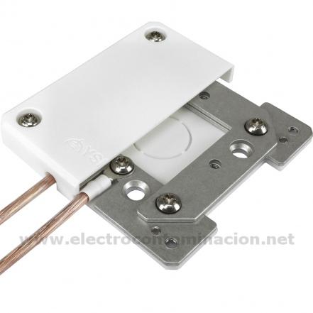 YSHIELD GF3, Chapa de toma a tierra para materiales de apantallamiento electromagnético