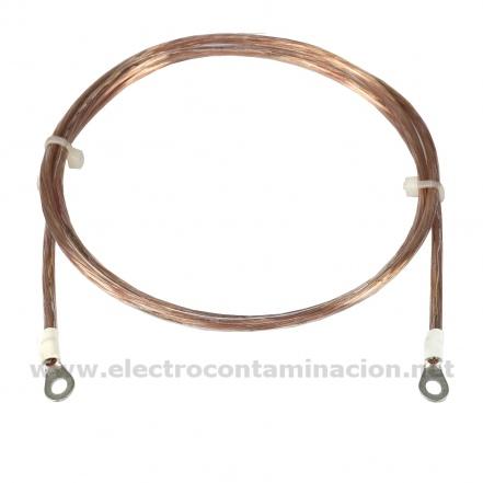 YSHIELD GL100, Cable de toma a tierra para materiales de apantallamiento electromagnético