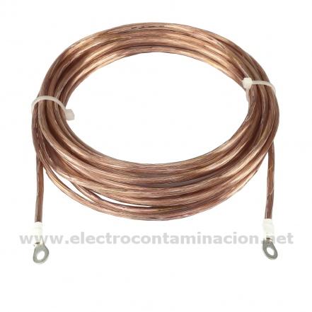 YSHIELD GL500, Cable de toma a tierra para materiales de apantallamiento electromagnético