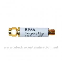 Filtro Wifi Gigahertz-Solutions BP56