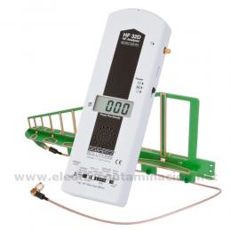Medidor HF32D de campo electromagnético alta frecuencia