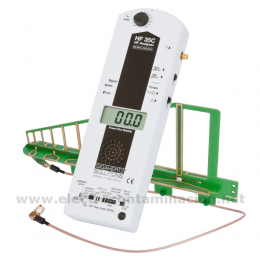 Medidor HF35C de campo electromagnético alta frecuencia