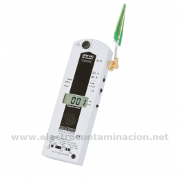 Gigahertz-Solutions HFW35C - Medidor de campos electromagnéticos de alta frecuencia