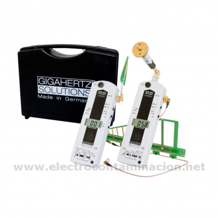 Kit medidores de alta frecuencia Gigahertz-Solutions HFEW35C