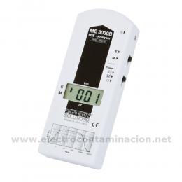 Gigahertz-Solutions ME3030B - Medidor de campos electromagnéticos de baja frecuencia