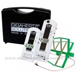 Kit medidores AF+BF Gigahertz-Solutions MK30