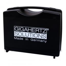 Maletín acolchado para tres medidores Gigahertz-Solutions M3