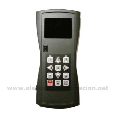 Medidor de electricidad sucia, NA02-13