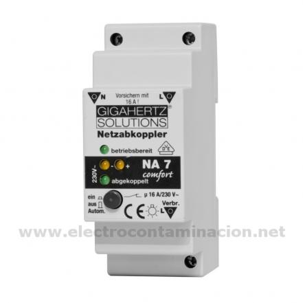 Gigahertz-Solutions, Desconector de red automático - NA7, monofásico