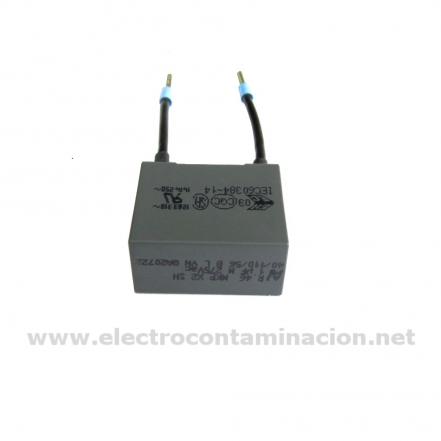 Filtro de electricidad sucia - x21