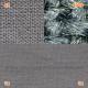 Tela de blindaje electromagnético YSHIELD Steel-Gray