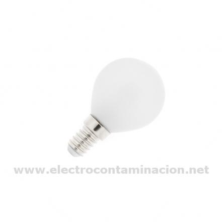 Bombilla LED E14 3W BIO-LED Pure-Z - Detalle bombilla