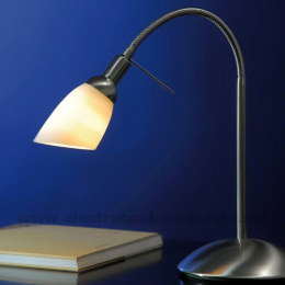 Lámpara de mesa LM - Flex - Opal