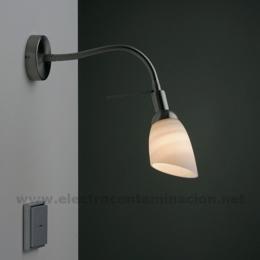 LP-Flex-Opal Lampara de pared