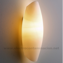 LP-Opal-Large Lampara de pared
