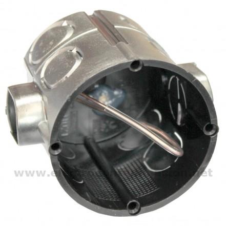 Danell D-4426, Caja apantallada para mecanismos