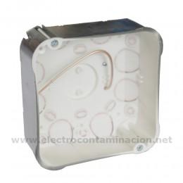 Caja de mecanismos apantallada Danell D-4505