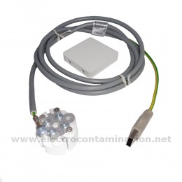 Cable de conexión a tierra G-USB / Schuko