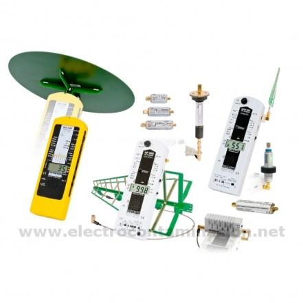 MK70 3D 2.1 Plus, Kit medidores de alta y baja frecuencia