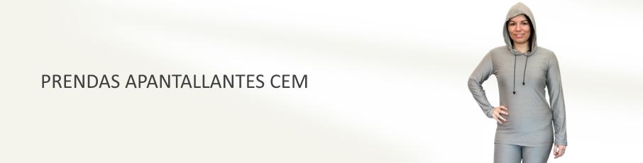 ROPA DE BLINDAJE ELECTROMAGNETICO
