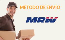Envío mediante MRW